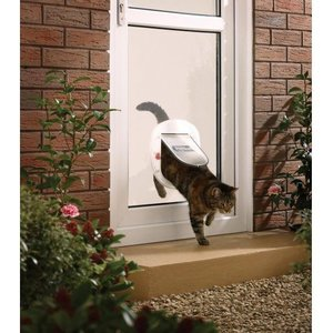 Petsafe Staywell Kattenluik voor grote katten mat
