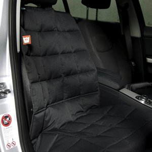 Doctor Bark Dog Blanket for passenger seat Black