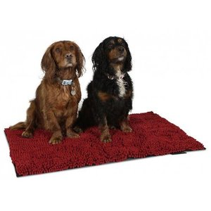 Scruffs Noodle Dry Mat Red