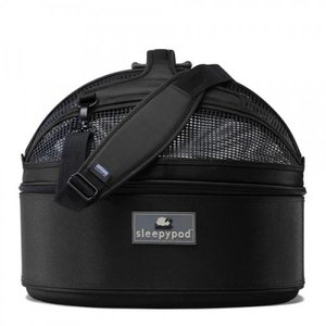 Sleepypod Pet Carrier Medium Black