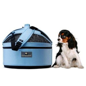 Sleepypod Pet Carrier Medium Sky Blue