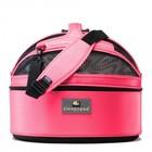 Sleepypod Hondentas Medium Blossom Pink