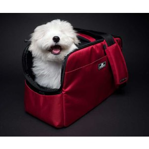 Sleepypod Pet Carrier Atom Strawberry Red