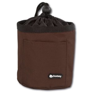 Doxtasy Treat Bag Chocolate Brown