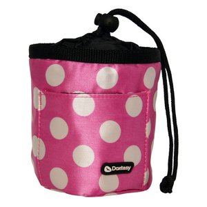 Doxtasy Beloningszakje Treat Bag Polkadot Pink