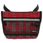Doxtasy Treat Bag Large Tartan Red