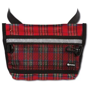 Doxtasy Beloningszakje Treat Bag Large Tartan Red