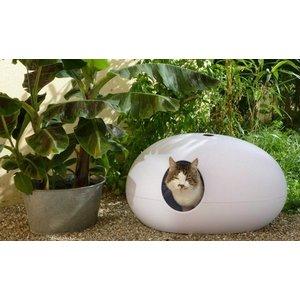 Sindesign Design Litter Box Poopoopedo white