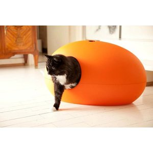 Sindesign Design Litter Box Poopoopedo orange