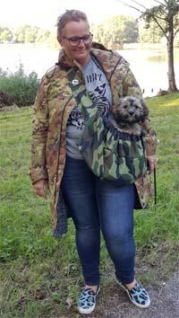 Doxtasy pet carrier