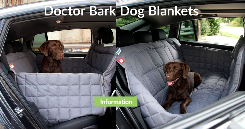 Doctor Bark Dog Blankets