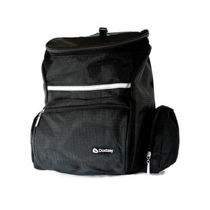 Doxtasy Dog Backpack Black