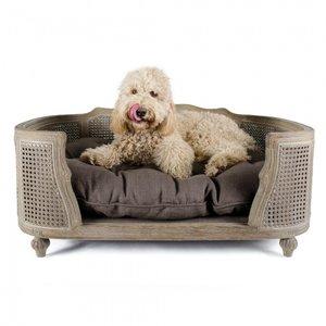 Lord Lou Dog Bed Arthur Belgium Charcoal