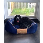 Scruffs Dog Bed Highland Blue