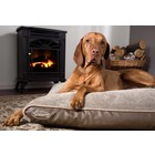 Scruffs Dog Bed Chateau Memory Foam Plush Latte