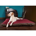 Scruffs Dog Cushion Hilton Red