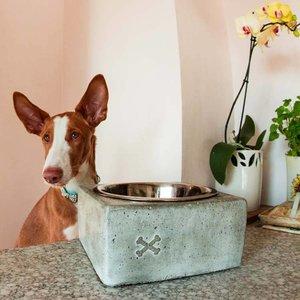 Krantz Design Beton Voerbak of Drinkbak voor de hond of kat