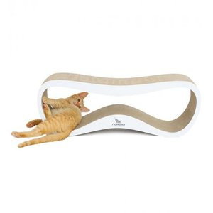 MyKotty Cat Scratcher LUI White