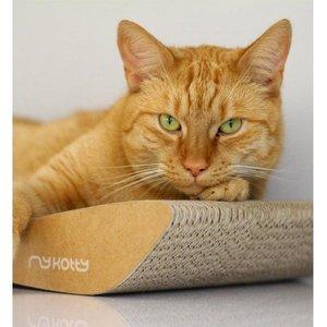 MyKotty Cat Scratcher TOBI Brown