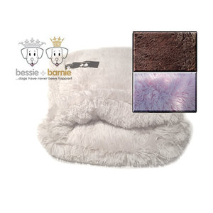Bessie and Barnie Dog Sleeping Bag Twinkle Bag Grizzly Bear Bubblegum