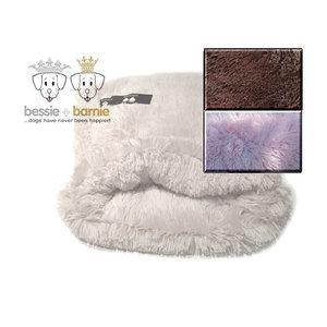 Bessie and Barnie Hondenslaapzak Twinkle Bag Grizzly Bear Bubblegum
