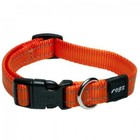 Rogz Dog Collar Utility Orange