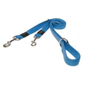 Rogz Dog Leash Utility Multi Purpose Turquoise