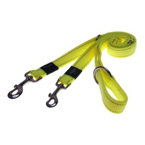 Rogz Dog Leash Utility Multi Purpose Yellow