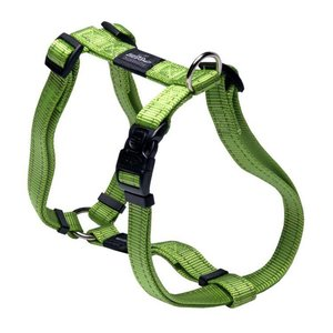 Rogz Dog Harness Utility Lime
