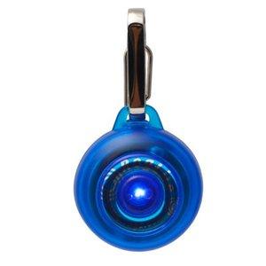 Rogz Roglite Safety Lamp for dogs Blue