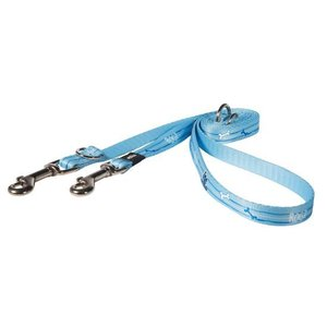 Rogz Puppy Leash Multi Purpose YoYo Blue