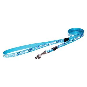 Rogz Dog Leash Trendy Blue Bones