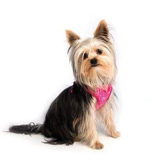 Rogz Dog Harness Wrapz Pink Bones