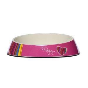 Rogz Cat Bowl Candy Stripes