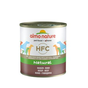 Almo Nature Dog Food HFC Beef 12 x 290 gr