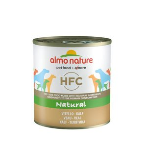 Almo Nature Dog Food HFC Veal 12 x 290 gr