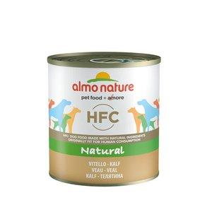 Almo Nature Hondenvoer HFC Kalfsvlees 12 x 290 gr