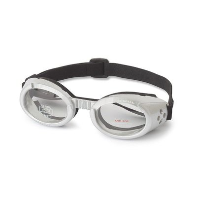 Doggles Dog Sunglasses Silver