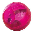 Rogz Dog Toy Tumbler Pink