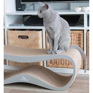MyKotty Cat Scratcher LUI Grey