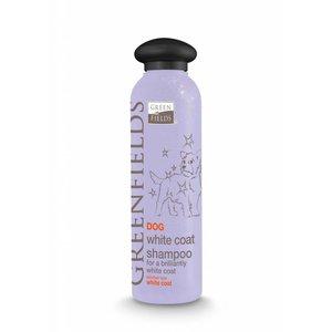 Greenfields Dog Shampoo White Coat