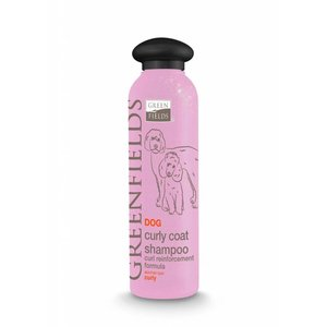 Greenfields Dog Shampoo Curly Coat