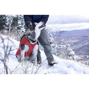Kurgo Hondenjas Jacket Loft Rood / Grijs
