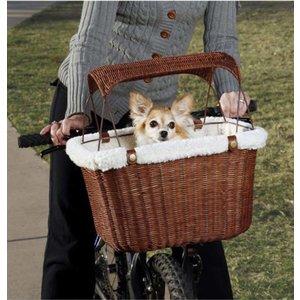 Solvit Dog Bicycle basket