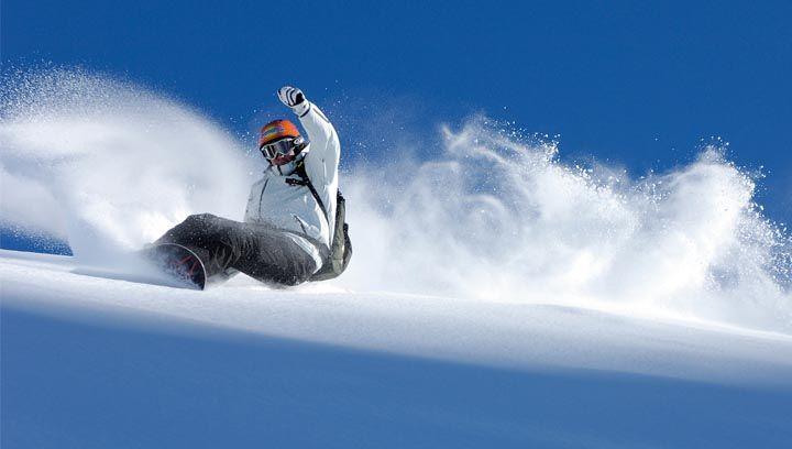 Motorola TLKR op Wintersport