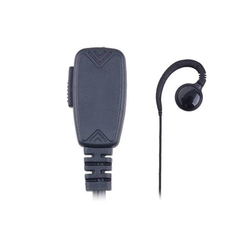 Portofoon Headset voor Motorola CLP446