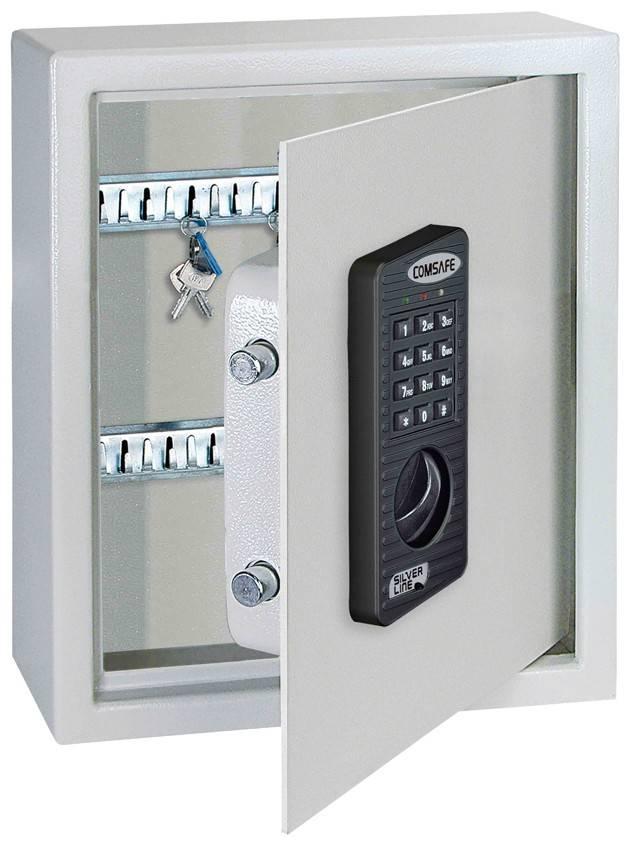 Sleutelkluis Keytronic-20 voor 20 sleutels