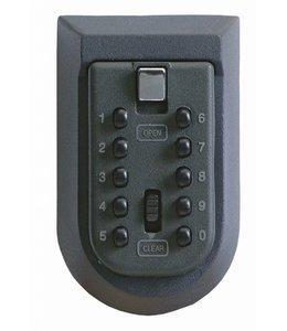 Rottner Tresor Keykeeper Sleutelkluis voor buiten - Sleutelkastje met code - Thuiszorg sleutelkluis
