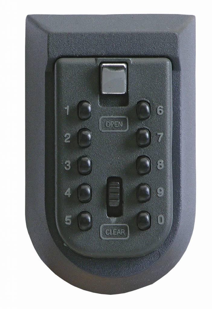 Keykeeper Sleutelkluis voor buiten - Sleutelkastje met code - Thuiszorg sleutelkluis