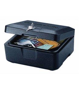 Sentry 0500 vuurbestendige documentkoffer Brandwerende Box (kleine)